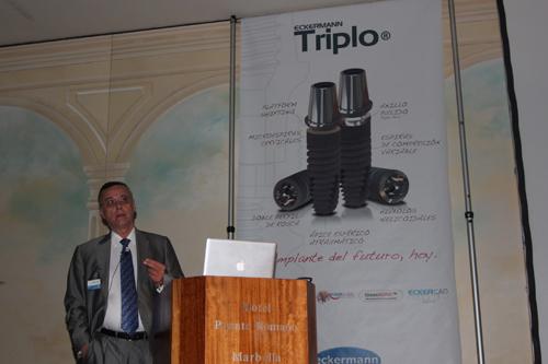 congreso eckerman marbella, Mayo 2012