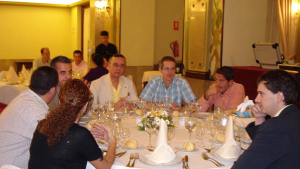 canarias 2007 cena