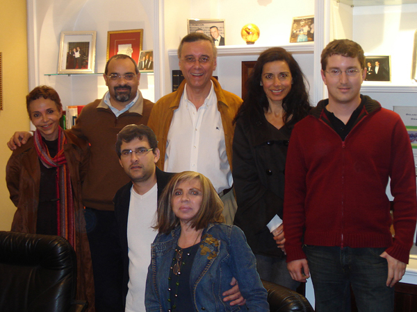 Curso de Oclusión Málaga 2008 - Gaceta